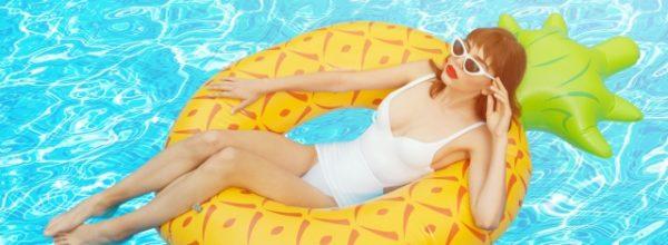 プールデートで水着になるために今からやっておきたいこと3つ
