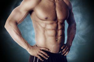 モテるゲイが鍛えている筋肉の箇所