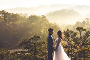 コロナ後に結婚するカップル診断
