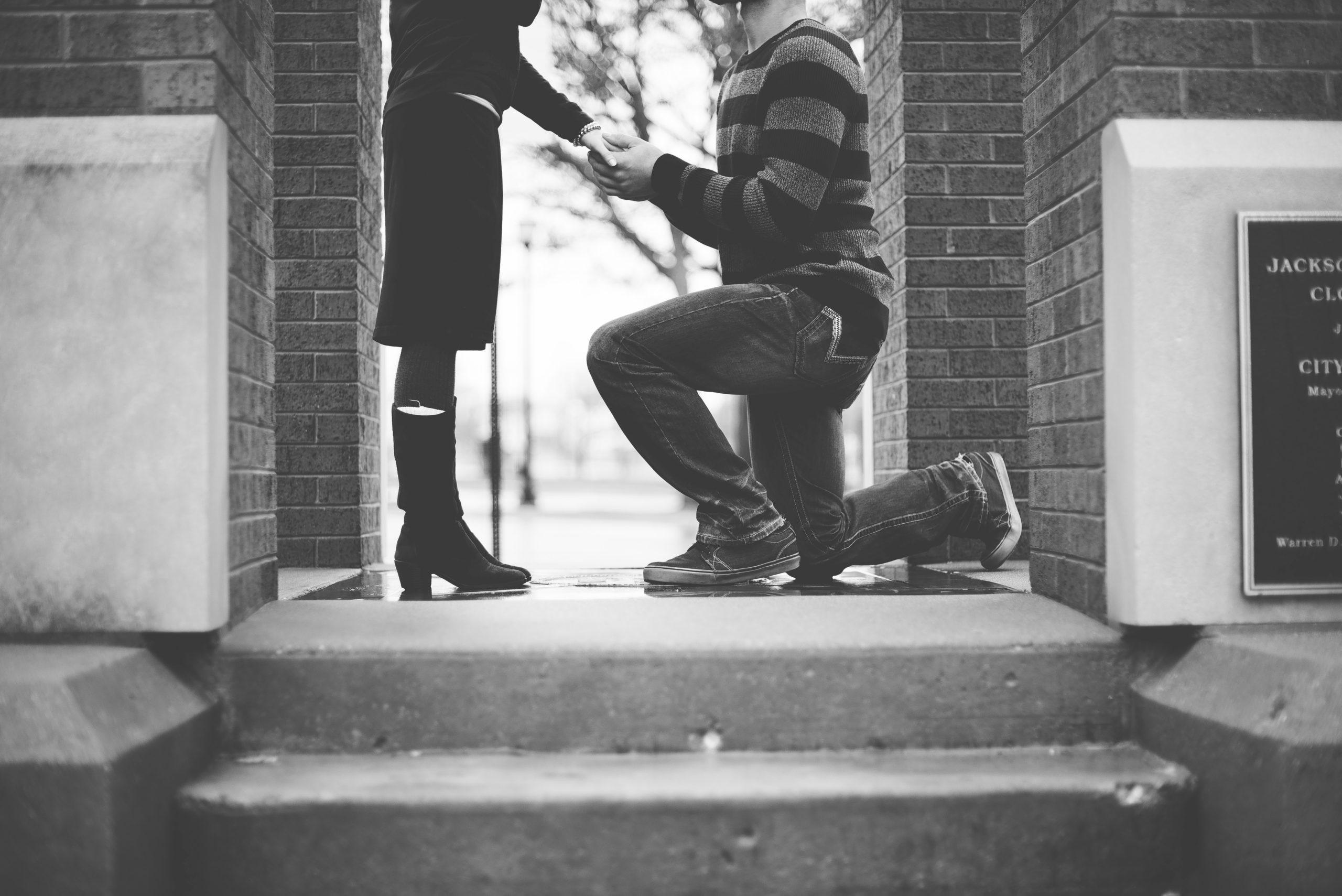 理想のプロポーズの言葉